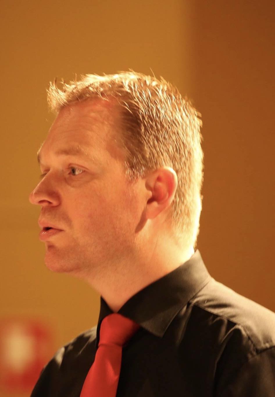 Pieter Vermassen : Voorzitter