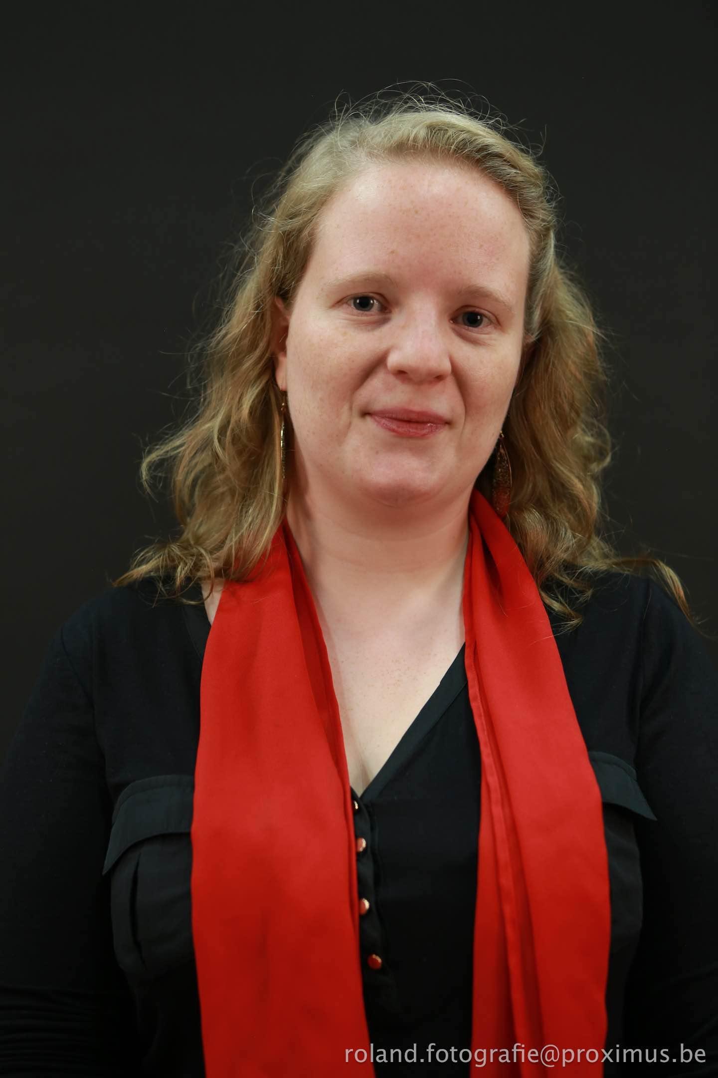 Caroline Delaere :